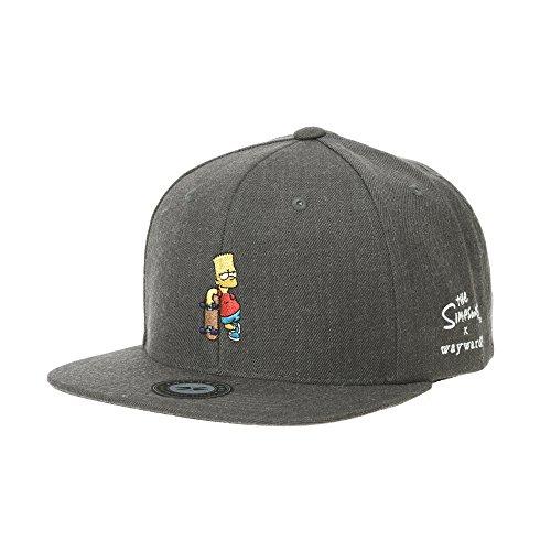 WITHMOONS Baseballmütze Mützen Caps Kappe The Simpsons Cap Bart Simpson Skateboard...