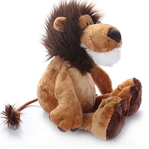 htier Löwe Plüsch Puppen Dschungel Serie Kinder Plüschtier Spielzeug Kindergeschenke 45 cm ()