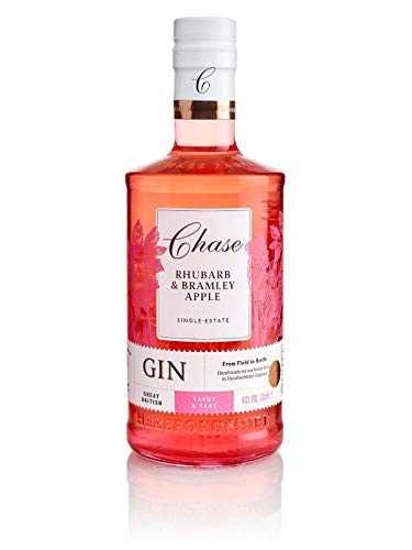 Chase Rhubarb and Bramley Apple Gin 70 cl