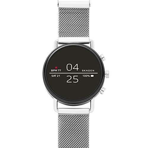 Smartwatch Skagen Connected Falster 2 Gen 4 Steel Silver SKT5102