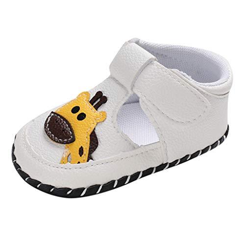 Kitty Hallo Kostüm Babys - Likecrazy Neugeborene Baby Weiche Sohle Kleinkind Schuhe Lauflernschuhe Krabbelschuhe Karikatur Kindergartenschuhe-Wanderer Schuhe Turnschuhe für Unisex Mädchen Jungen