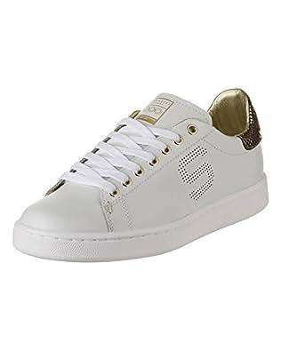 Serafini Baskets J. Connor - WHITE GOLD - 40