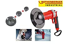 Rothenberger Industrial 1500000006 Pressluft Rohrreiniger-4bar