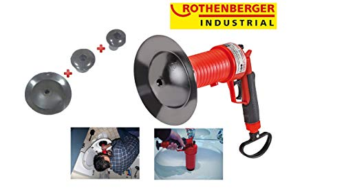 Rothenberger 1500000006 Pistolet...