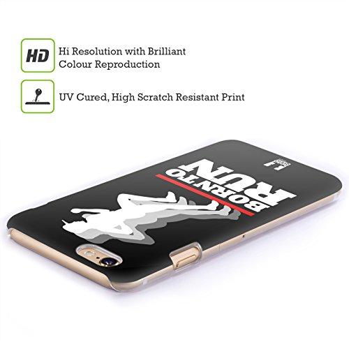 Head Case Designs Surf En Bois Sports Extrêmes - Collection 2 Étui Coque D'Arrière Rigide Pour Apple iPhone 4 / 4S Born To Run