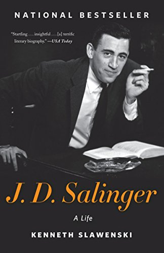 J. D. Salinger: A Life (English Edition) eBook: Slawenski, Kenneth ...