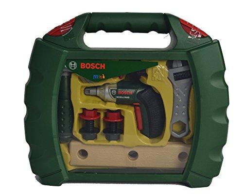 Theo Klein 8394 - Werkzeugkoffer-Set Bosch Ixolino II