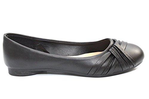 Mr Shoes , Ballerines pour femme noir noir 36 Noir