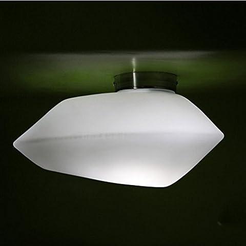 Continentale americana soggiorno camera da letto lampada è semplice corridoio creativo il balcone in pietra corridoio lampada da soffitto 330*120 (mm)