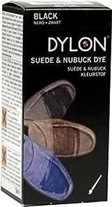 DYLON Suede & Nubuck Shoe Dye - Dark Brown