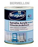 Bruguer - Esmalte acrílico bermellon bruguer 250 ml