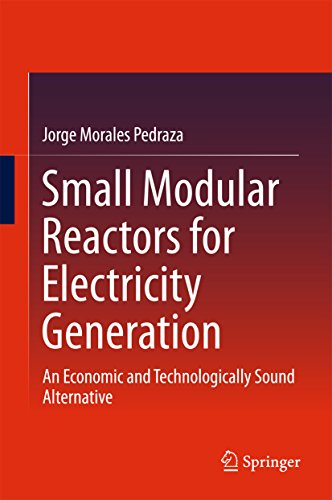 Small Modular Reactors For Electricity Generation: An Economic And Technologically Sound Alternative por Jorge Morales Pedraza epub