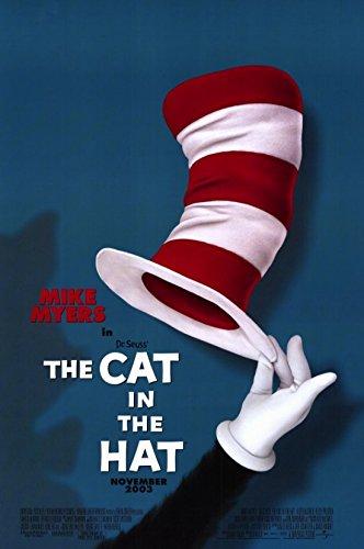Dr. Seuss' The Cat in the Hat Poster Drucken (27,94 x 43,18 cm) (Dr. Seuss Poster)
