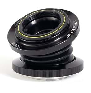 Lensbaby Muse Objectif plastique Nikon (Import Royaume Uni)