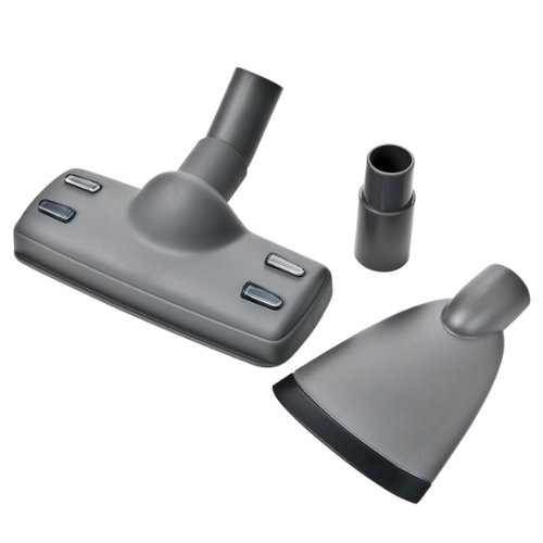 Electrolux KIT03B Accessoires Aspirateur Kit d'Animal 1 Brosse Spéciale Anti-Poils + 1 Suceur Extra-Large + 1 Adaptateur 35 mm