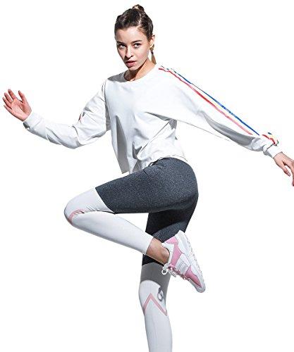 SPECIAL MAGIC - Sweat-shirt - Femme Blanc