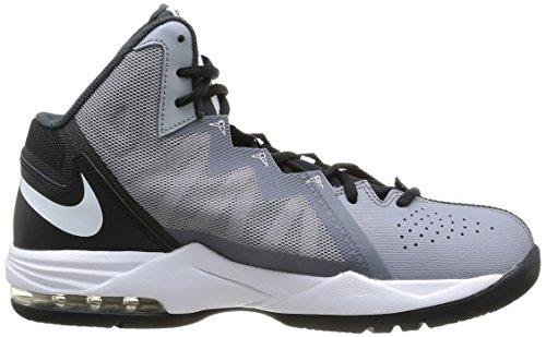 Nike Air Max Stutter Step 2, Baskets mode homme Noir (Black/White-Stealth-Anthracite)