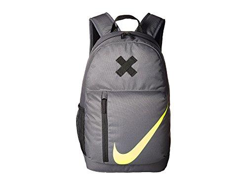 Nike Kinder Freizeit Schul Sport Rucksack NIKE ELEMENTAL Backpack grau gelb