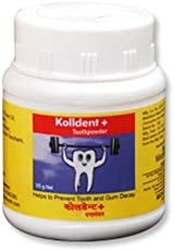 Medisynth Kolldent + Toothpowder 35 gms [ Pack of 2]