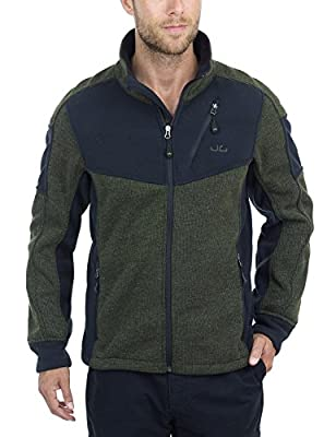 Jeff Green Herren Fleecejacke Galway