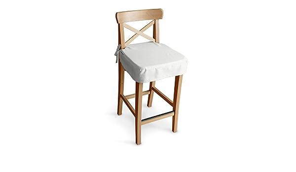 Dekoria cuscino da seduta per sgabello da bar ingolf rivestimento