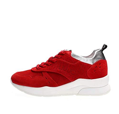 Liu Jo B19009 PX025 Sneakers Femme 40