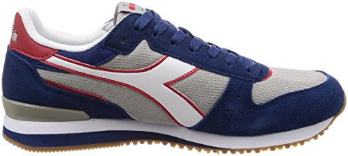Diadora Herren Malone Sneaker Blau (blu Estate Grigio Paloma)