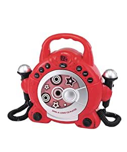 Early Learning Centre - Singalong CD Player - Red
