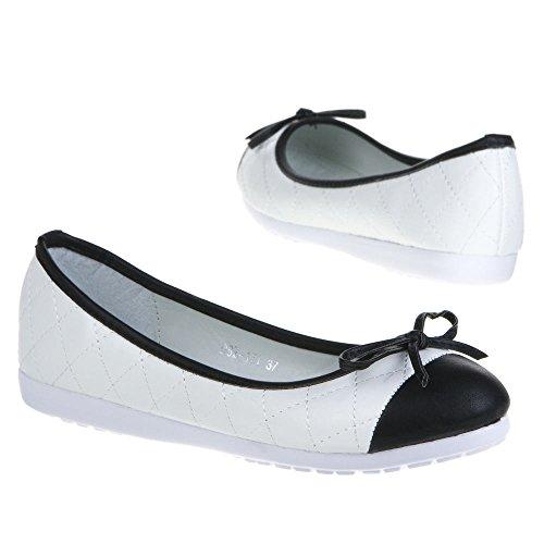Ital-design - Sneaker Femme Blanche (blanc)