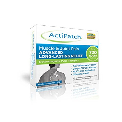 ActiPatch Muscle and Joint Pain Therapy Device by Bio Electronics Corporation