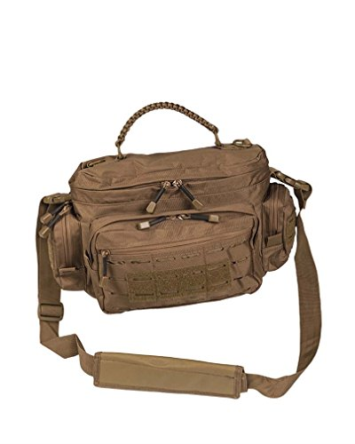 Mil-Tec Tattico Paracord Borsa Piccola Urban Grey Dark Coyote