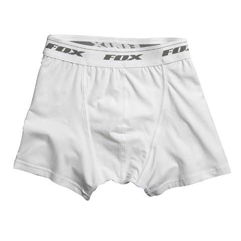 Fox Racing Core Trunk Boxer Shorts X Large White