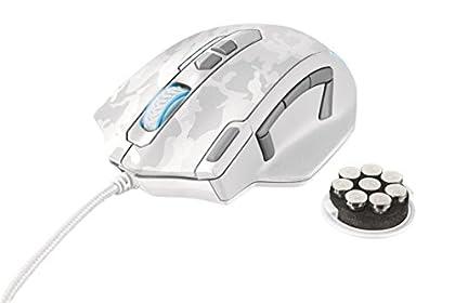 Trust Gaming GXT 155W - Ratón para Gaming (PC),...