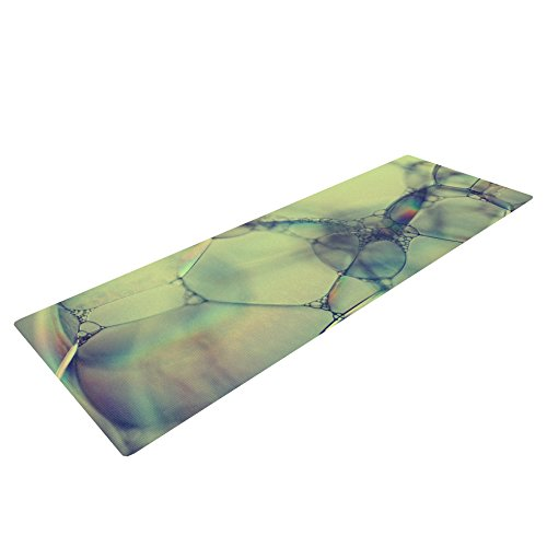 kess-inhouse-ingrid-beddoes-bubblicious-yoga-exercise-mat-green-blue-72-x-24-inch