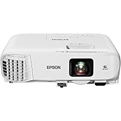 "Epson EB-2042 Video - Proyector (4400 lúmenes ANSI, 3LCD, XGA (1024x768), 15000:1, 4:3, 762 - 7620 mm (30 - 300""))"