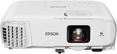 *Epson EB-2042 3LCD Beamer (XGA 1024 x 768, 4400 ANSI Lumen, 15000:1 Kontrast, Split Screen Funktion, 2 x HDMI)*