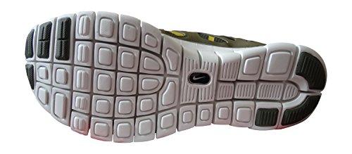 Nike Wmns Free Run 2 Ext, Baskets Basses Femme iron green cargo khaki gold 304