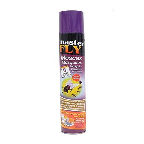 masterfly mouches et moustiques 750 ml