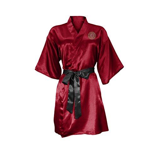 littlearth-womens-ncaa-satin-kimono-dark-red-large-x-large