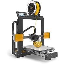 BQ Hephestos 2 - DIY Impresora 3D (resolución 50 micras, velocidad 200 mm/s, micro-USB tipo B, tarjeta SD 4 GB)
