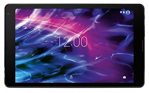 MEDION LIFETAB E10511 MD 60637 25,7 cm (10,1 Zoll Full HD Display) Tablet-PC (MTK Quad-Core 1,3GHz, 2GB RAM, 16GB Speicher, Bluetooth, GPS, WLAN, Android 7.0) titan