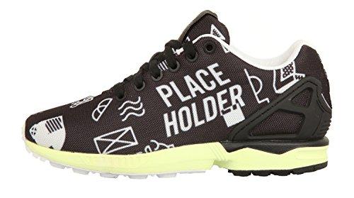 adidas Zx Flux, chaussure de sport femme Schwarz