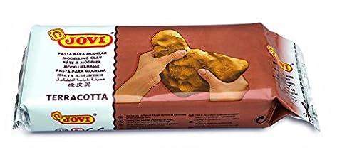 Jovi Air Hardening Clay 2.2lb-Terra