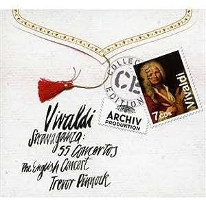 Vivaldi: Stravaganza 55 Concertos (DG Collectors Edition)