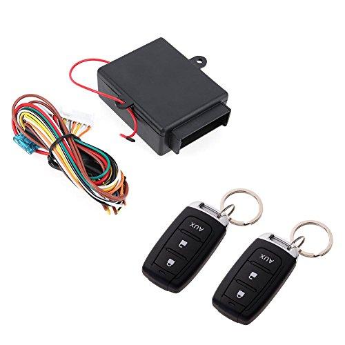 asiproper Universal KFZ Central Tür Lock Fernbedienung Verriegelung Keyless Entry System