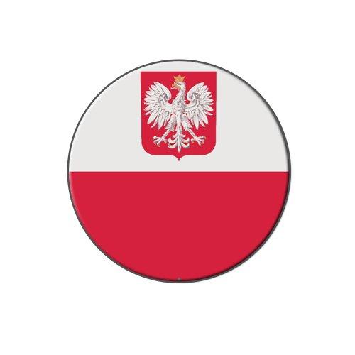 Polen-Polnische-Flagge-Metall-Revers-Hat-Shirt-Handtasche-Pin-Krawattennadel-Pinback