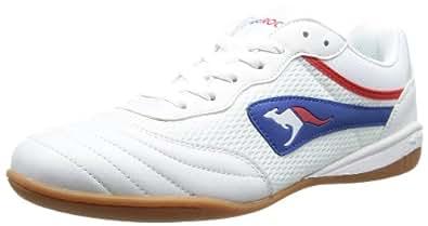 KangaROOS Goal Line 14 P, Herren Sneakers, Weiß (white/royal blue 044), 39 EU