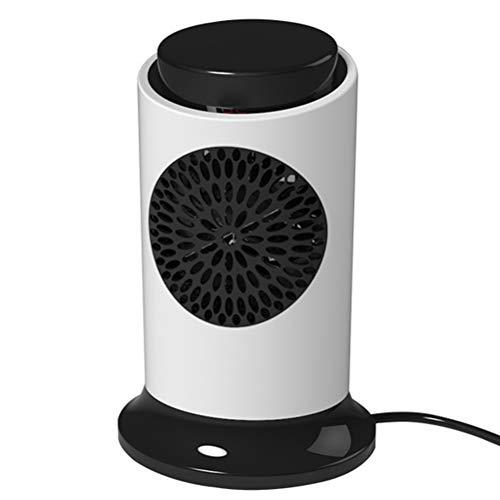 DOFCOC Ventilador eléctrico de 700 W de Potencia con Control Remoto casa calefacción eléctrica Ahorro...