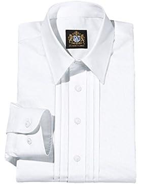 Hammerschmid 14501 Herren Trachtenhemd Weiss