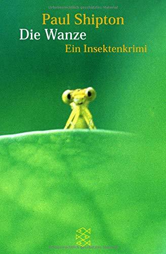 Die Wanze: Ein Insektenkrimi - Für Bugs über Buch Kinder